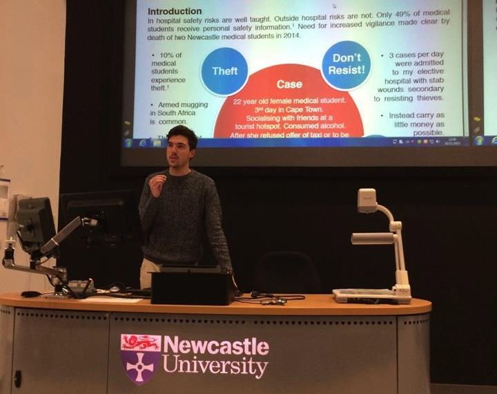Medical Education Matthew Byrne - Newcastle Uni