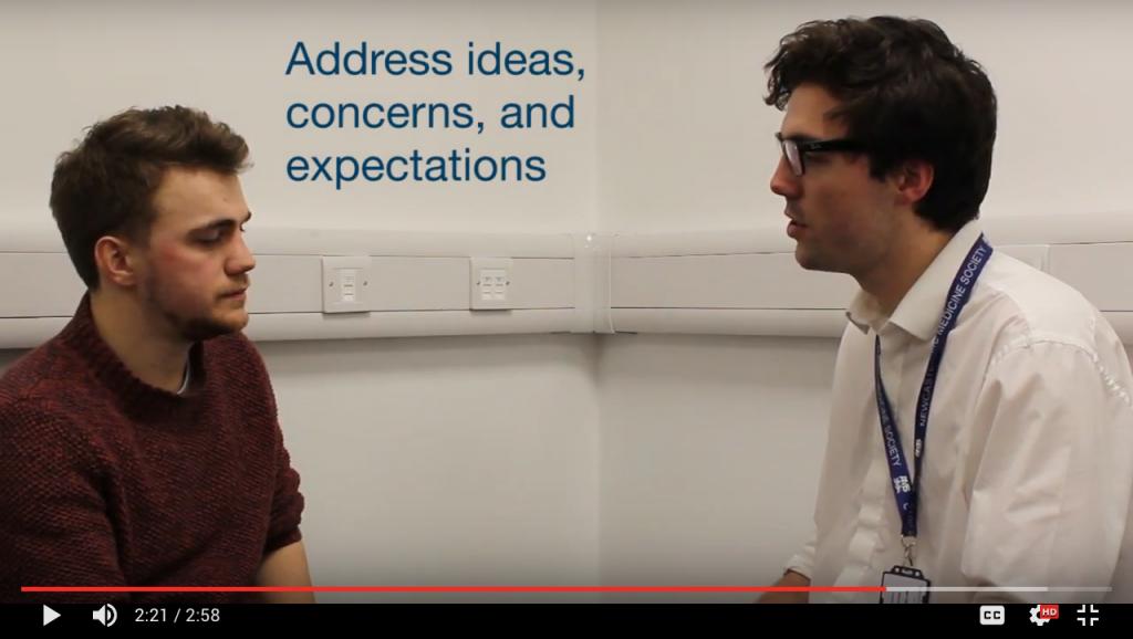 Medical Education Matthew Byrne - Video
