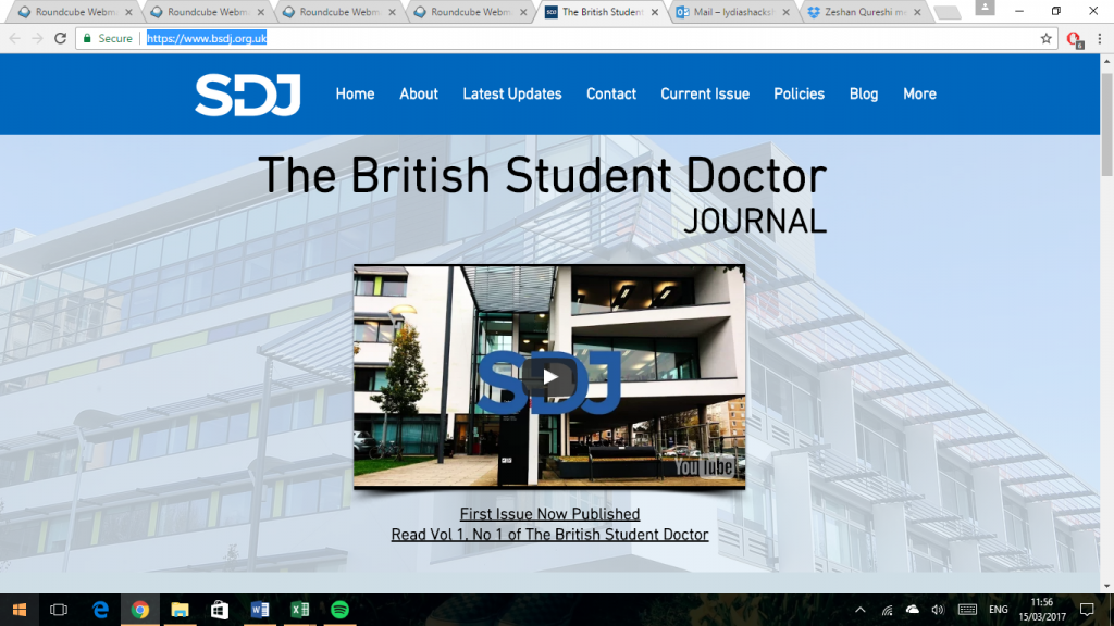 Medical Education - SDJ Website