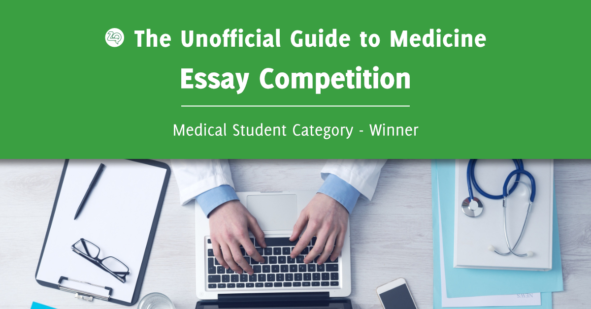 medical essay prizes Medical student essay competition 2018 the winner will receive a prize for an essay on an aspect of chronic pain, of not more than 3000 words the winning entry must be presented at the pain relief foundation.