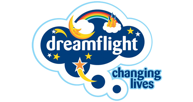 The Unofficial Guide to Medicine - Charity - Dream Flight logo
