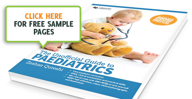 The Unoffical Guide To Paediatrics - Download Preview image two