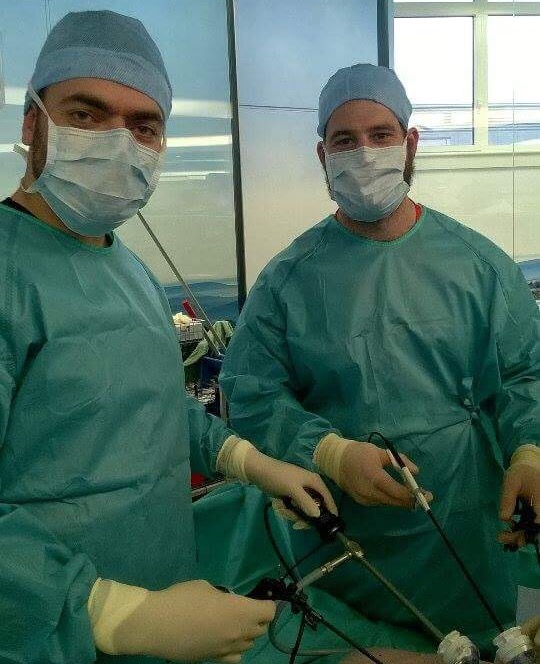 Medcal Education Surgeons image