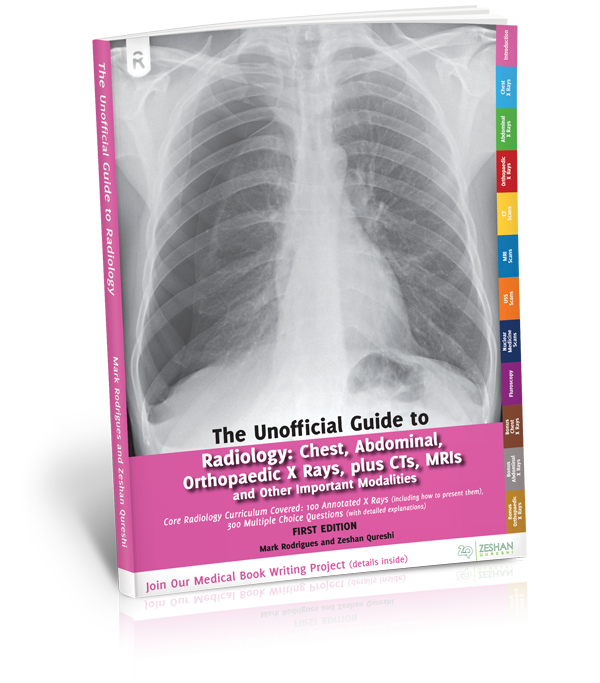 The Unoffical Guide To Radiology book