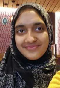Zeshan Qureshi Award for Outstanding Achievement in Medical Education - Maria Ahmad