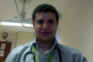 Zeshan Qureshi Award - Georgios Solomou