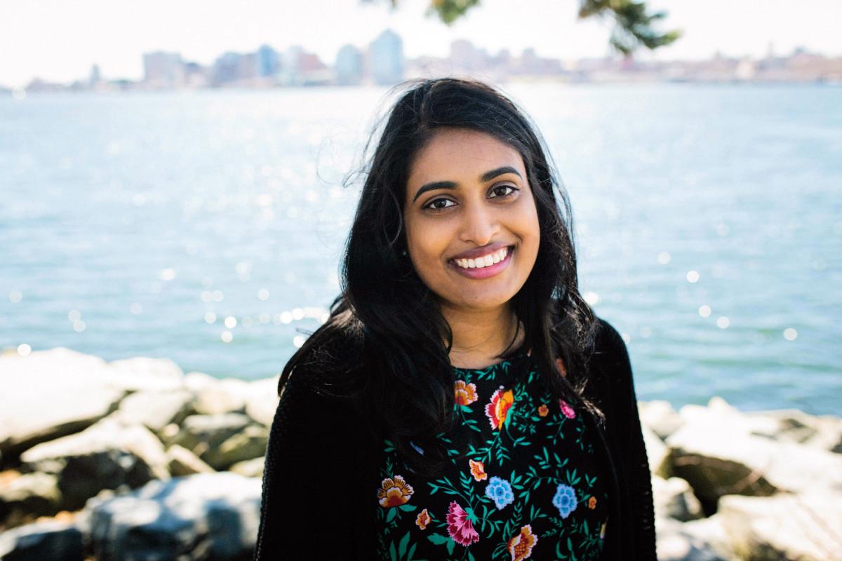 Zeshan Qureshi Award - Milani Sivapragasam