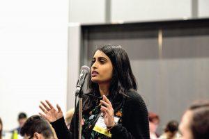 Zeshan Qureshi Award - Milani Sivapragasam Speaking