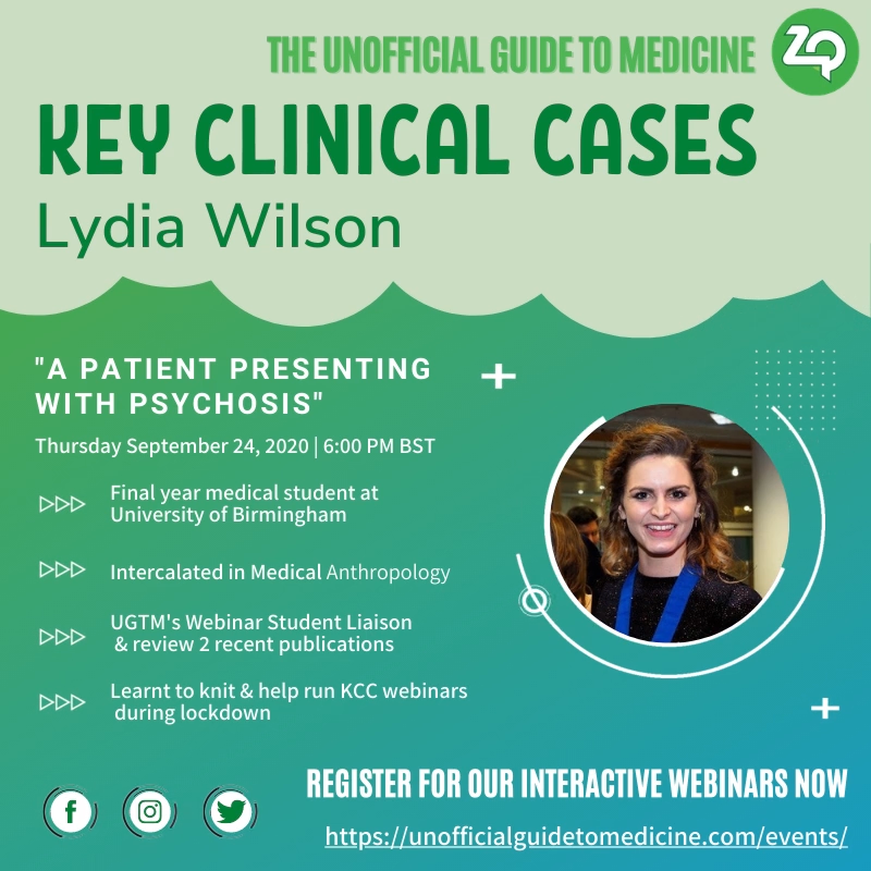 Key Clinical Cases: Medicine – A patient presenting with Psychosis