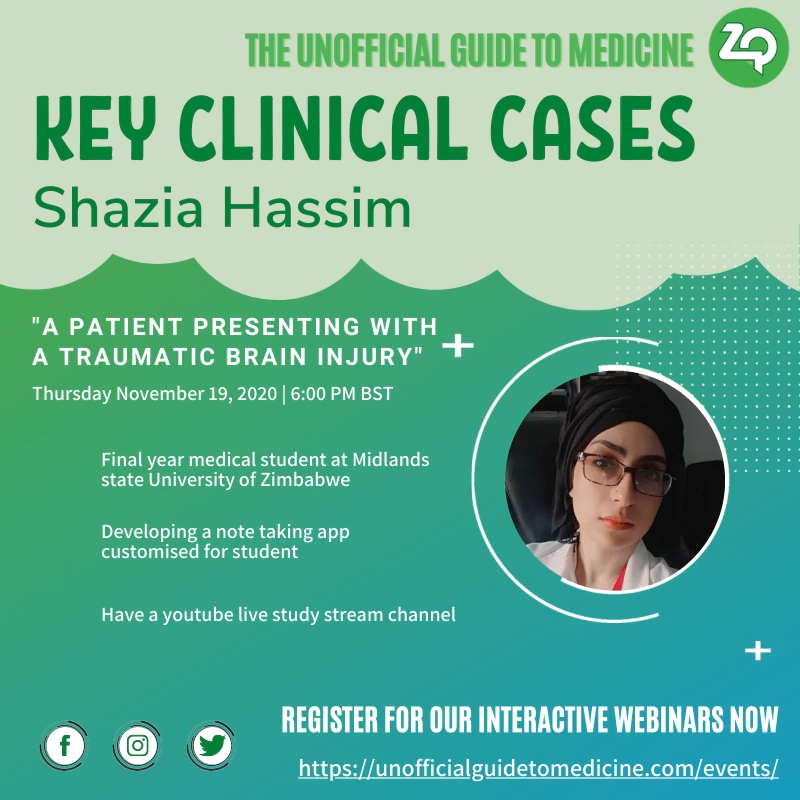 Key Clinical Cases: Neurology – A Patient Presenting with a Traumatic Brain Injury