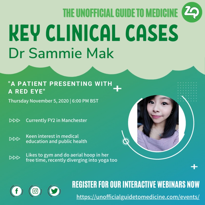 Key Clinical Cases: Medicine – A patient presenting with a red eye