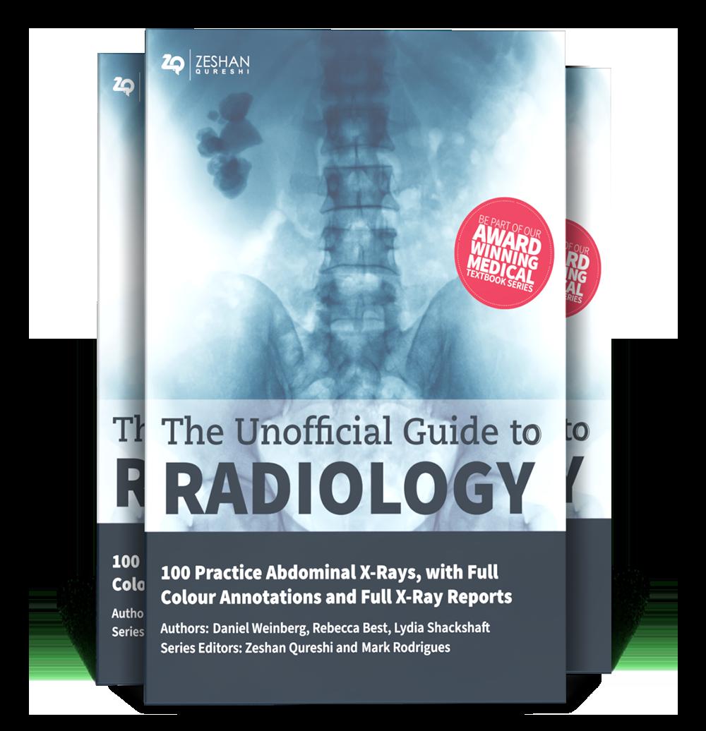 UGT Radiology 100 AXR