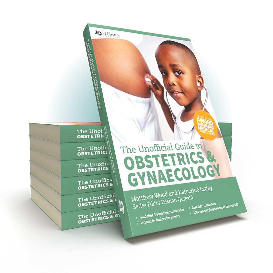 Unoffiical Guide to Obstetrics and Gynaecology