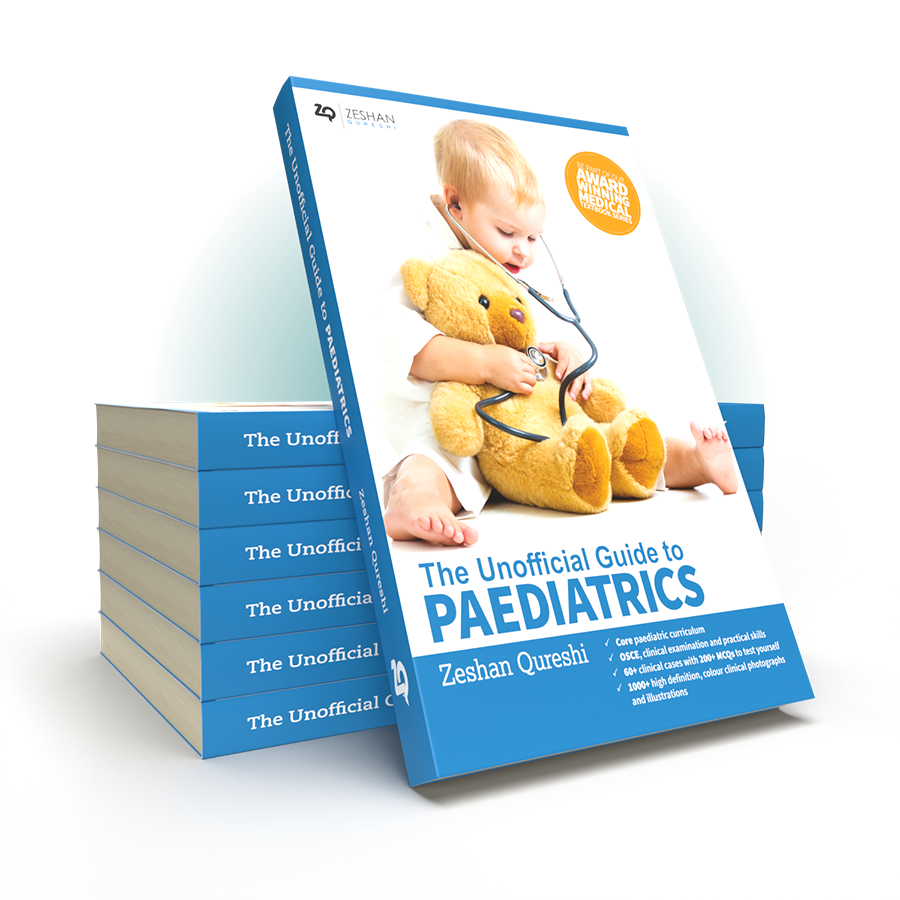 Unoffiical Guide to Paediatrics