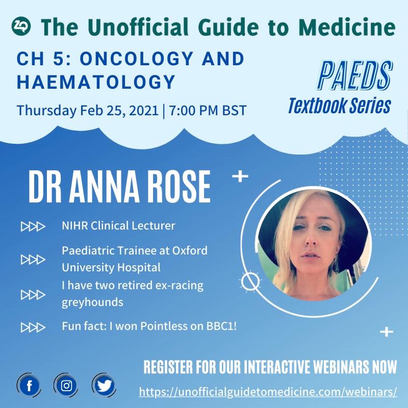 Paediatrics: Haematology & Oncology