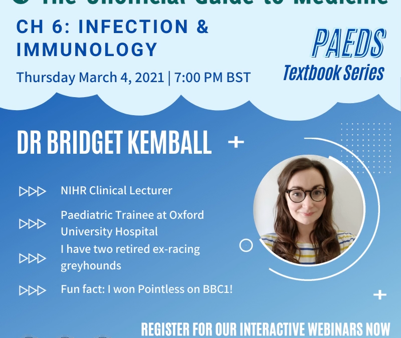 Paediatrics: Infection and Immunology