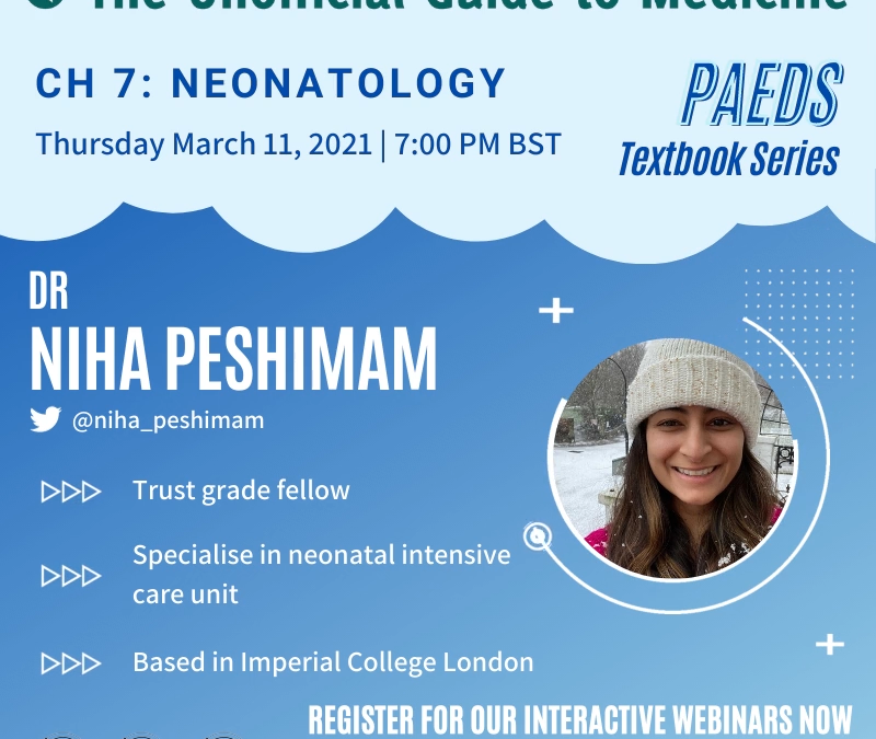 Paediatrics: Neonatology