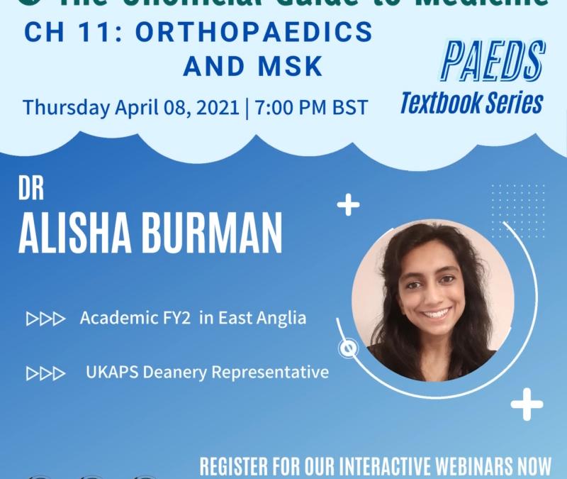 Paediatrics: Orthopaedics and MSK
